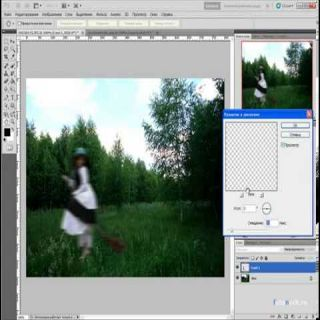 Уроки Photoshop CS5. Как сделать привидение