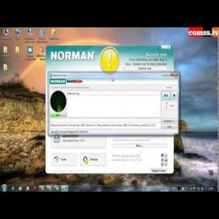 Тестирование - Norman Security Suite PRO 10.00.